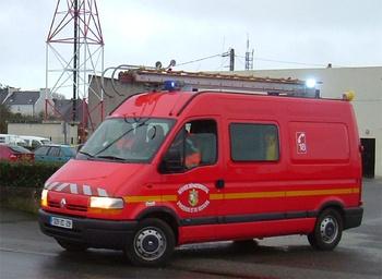 Véhicule pour interventions diverses, Sapeurs-pompiers, Finistère (29)