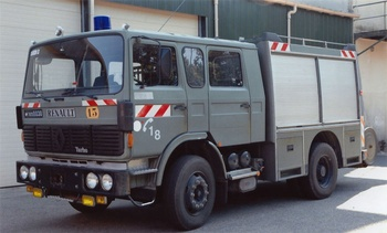 <h2>Fourgon-pompe tonne - Cazaux - Gironde (33)</h2>