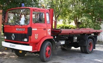Véhicule porte-cellule, Sapeurs-pompiers, Tarn (81)