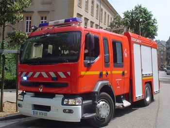 <h2>Fourgon-pompe tonne - Montigny-les-Metz - Moselle (57)</h2>