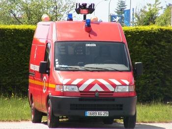 Véhicule de secours routier, Sapeurs-pompiers, Finistère (29)
