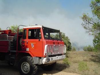 <h2>Camion-citerne pour feux de forêts - Gard (30)</h2>