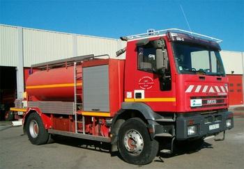 <h2>Camion-citerne de grande capacité - Pelissanne - Bouches-du-Rhône (13)</h2>
