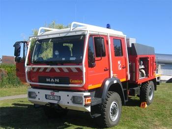 <h2>Camion-citerne pour feux de forêts - Châtelet-en-Brie - Seine-et-Marne (77)</h2>