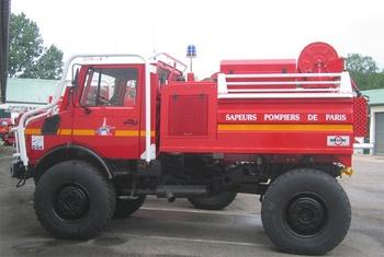 <h2>Camion-citerne pour feux de forêts - Biscarrosse - Landes (40)</h2>