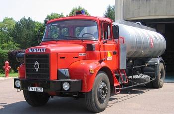 Camion-citerne de grande capacité, Sapeurs-pompiers, Côte-d'Or (21)