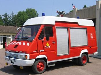 Véhicule de secours routier, Sapeurs-pompiers, Côte-d'Or