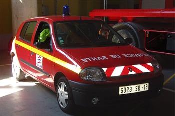 <h2>Véhicule radio médicalisé - Bourges - Cher (18)</h2>