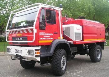 <h2>Camion-citerne pour feux de forêts - Agen - Lot-et-Garonne (47)</h2>