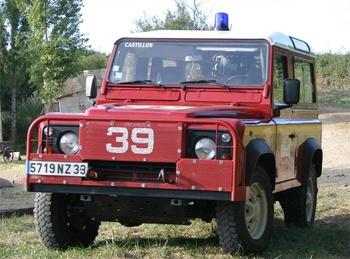 <h2>Véhicule de liaison - Castillon-la-Bataille - Gironde (33)</h2>