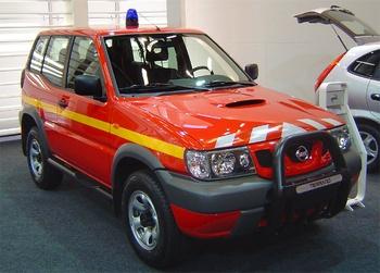 Véhicule de liaison, Sapeurs-pompiers, En attente d'affectation (-)