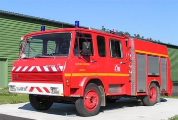 Fourgon-pompe tonne, Sapeurs-pompiers, Somme (80)