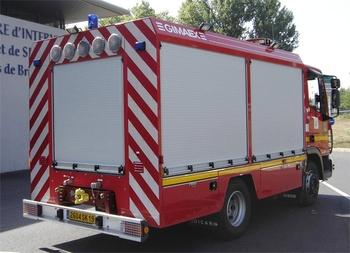 <h2>Véhicule de secours routier - Brive-la-Gaillarde - Corrèze (19)</h2>