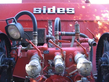 <h2>Camion-citerne pour feux de forêts - Maule - Yvelines (78)</h2>