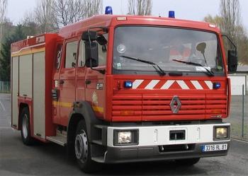 Fourgon-pompe tonne, Sapeurs-pompiers, Tarn (81)