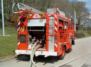 Fourgon-pompe tonne léger, Sapeurs-pompiers, Finistère (29)