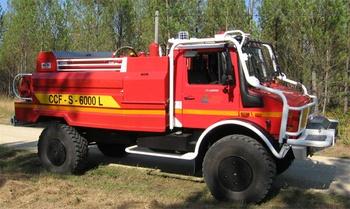 <h2>Camion-citerne pour feux de forêts - Mont-de-Marsan - Landes (40)</h2>