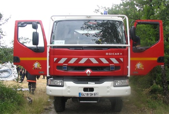 <h2>Camion-citerne pour feux de forêts - Albi - Tarn (81)</h2>