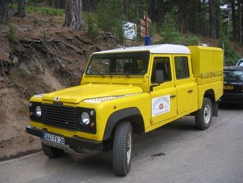 <h2>Camion-citerne pour feux de forêts léger - Corse-du-Sud (2A)</h2>