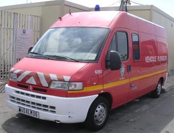 <h2>Véhicule de secours nautique - Nice - Alpes-Maritimes (06)</h2>