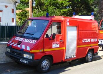 <h2>Véhicule de secours routier - Arcachon - Gironde (33)</h2>
