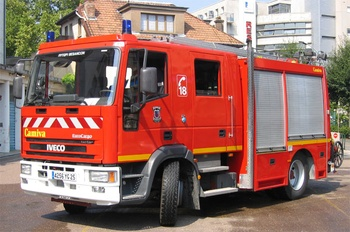 Fourgon-pompe tonne, Sapeurs-pompiers, Doubs (25)