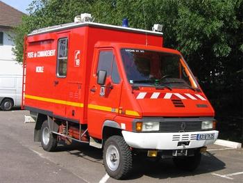 <h2>Véhicule poste de commandement - Saint-Vit - Doubs (25)</h2>