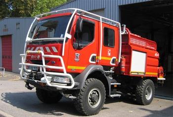 <h2>Camion-citerne pour feux de forêts - Besançon - Doubs (25)</h2>