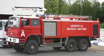 <h2>Véhicule pour interventions aéroportuaires - Deauville Saint-Gratien - Calvados (14)</h2>