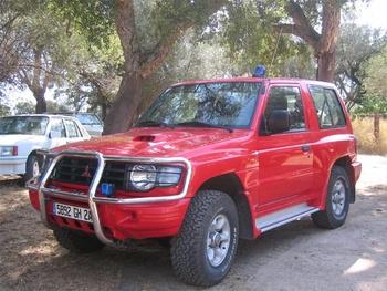 Véhicule de liaison, Sapeurs-pompiers, Corse-du-Sud