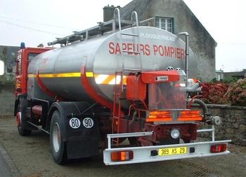 <h2>Camion-citerne de grande capacité - Plouguerneau - Finistère (29)</h2>