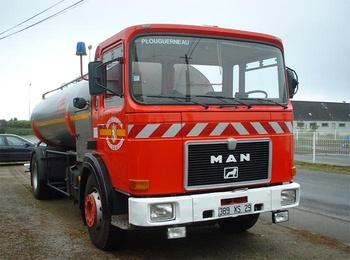 Camion-citerne de grande capacité, Sapeurs-pompiers, Finistère (29)