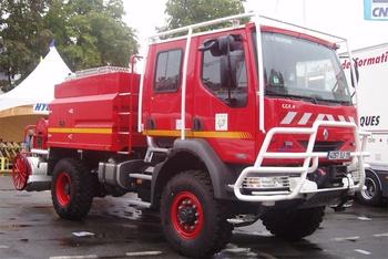 <h2>Camion-citerne pour feux de forêts - Egletons - Corrèze (19)</h2>