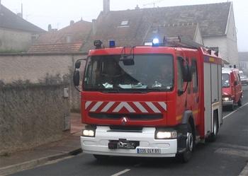 Fourgon-pompe tonne secours routier, Sapeurs-pompiers, Essonne (91)