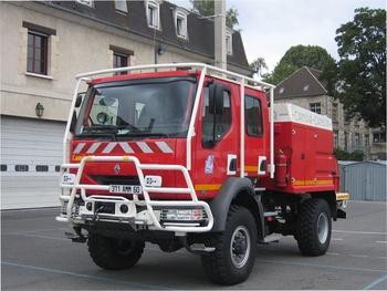<h2>Camion-citerne pour feux de forêts - Senlis - Oise (60)</h2>