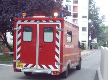 Véhicule de secours et d'assistance aux victimes, Sapeurs-pompiers, Yvelines (78)