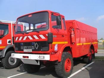 Dévidoir automobile pompe, Sapeurs-pompiers, Oise (60)