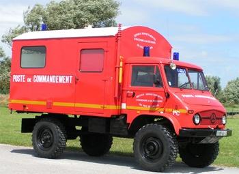 <h2>Véhicule poste de commandement - Berck-sur-Mer - Pas-de-Calais (62)</h2>