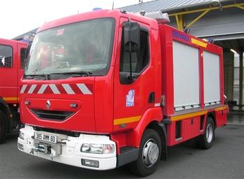 <h2>Véhicule de secours routier - Clermont-de-l'Oise - Oise (60)</h2>