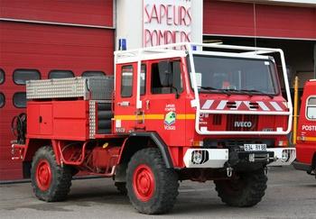 <h2>Camion-citerne pour feux de forêts - Vittel-Contrexeville - Vosges (88)</h2>