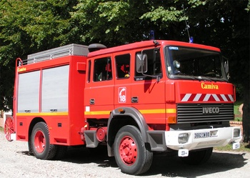 <h2>Fourgon-pompe tonne - Crécy-en-Ponthieu - Somme (80)</h2>