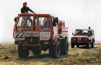 <h2>Camion-citerne pour feux de forêts - La Teste-de-Buch - Gironde (33)</h2>