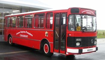 Véhicule de transport de personnel, Sapeurs-pompiers, Cher (18)