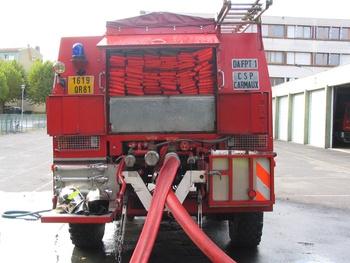 Dévidoir automobile fourgon-pompe tonne, Sapeurs-pompiers, Tarn (81)