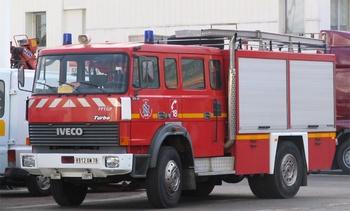 <h2>Fourgon-pompe tonne - Yvelines (78)</h2>