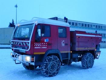 <h2>Camion-citerne pour feux de forêts - Villerupt - Meurthe-et-Moselle (54)</h2>