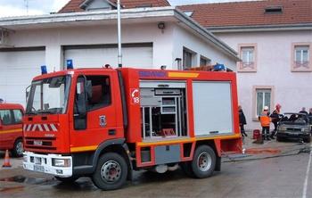 <h2>Véhicule de secours routier - Pontarlier - Doubs (25)</h2>