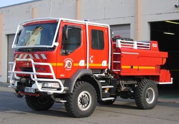 <h2>Camion-citerne pour feux de forêts - Angoulême - Charente (16)</h2>