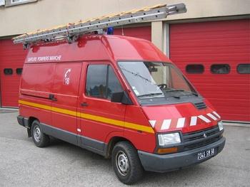 Véhicule pour interventions diverses, Sapeurs-pompiers, Manche (50)