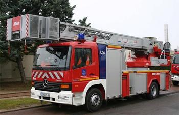 <h2>Echelle pivotante - Montargis - Loiret (45)</h2>